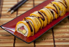 plantain sushi roll